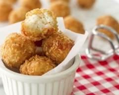Recette mini-nuggets de poulet