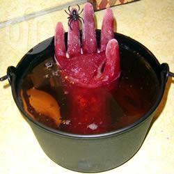 Recette jus de sorcières d'halloween – toutes les recettes allrecipes