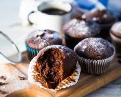 Recette muffins au chocolat à la bière