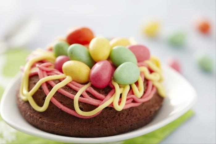 Recette de gâteaux de pâques facile et rapide