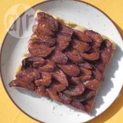 Recette tarte aux prunes et à la cannelle – toutes les recettes ...
