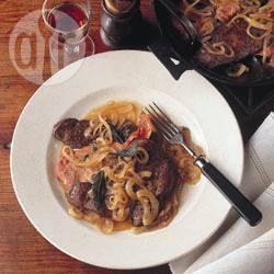 Recette foie de veau aux oignons – toutes les recettes allrecipes