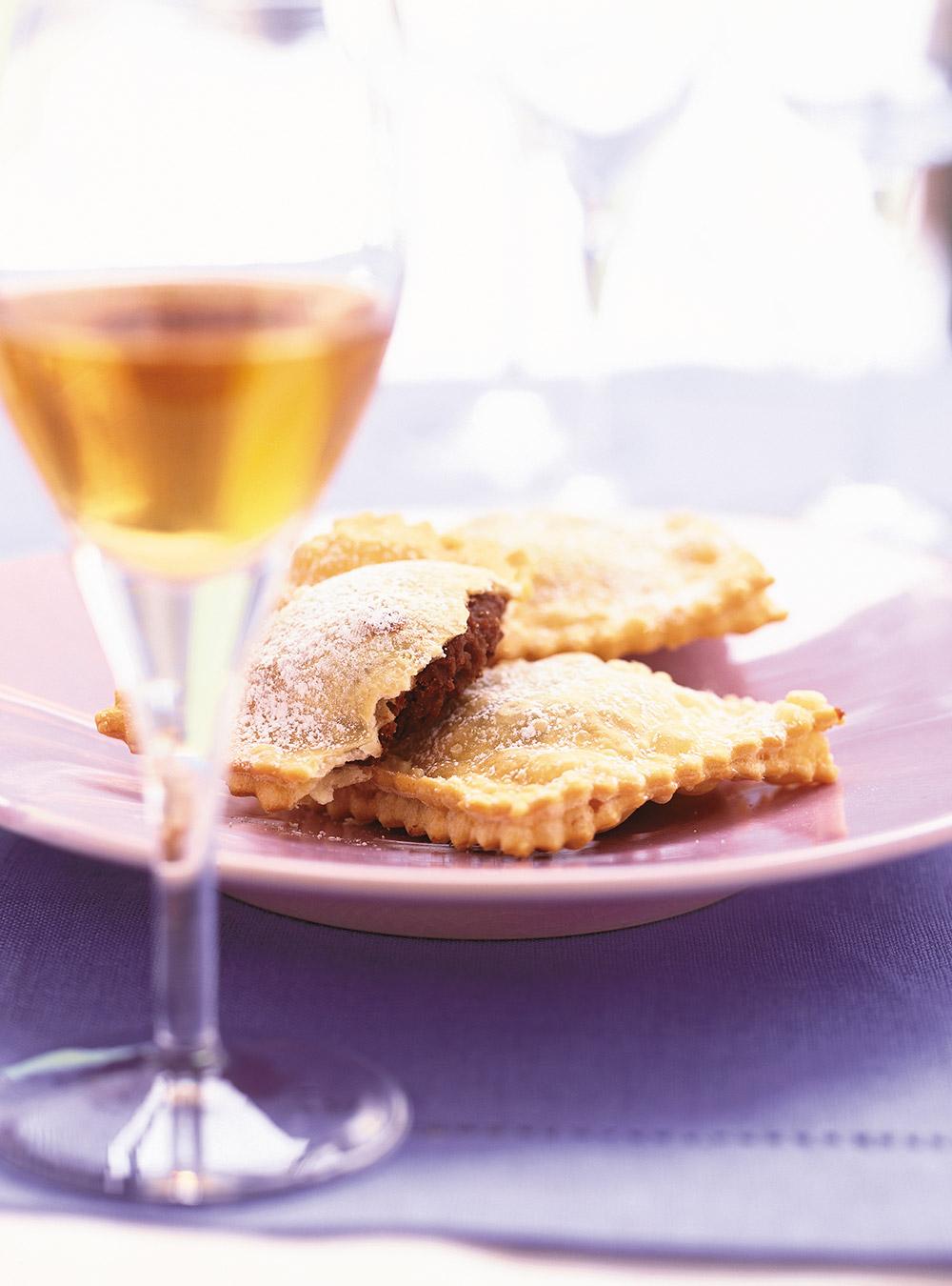 Raviolis-desserts aux marrons de verna et marina orsini | ricardo