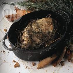 Recette gigot d'agneau au foin – toutes les recettes allrecipes