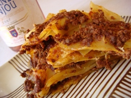 Recette de lasagnes faciles