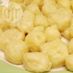 Recette gnocchis de pommes de terre maison – toutes les recettes ...