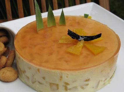 Recette de tiramisu à l'ananas de tahiti
