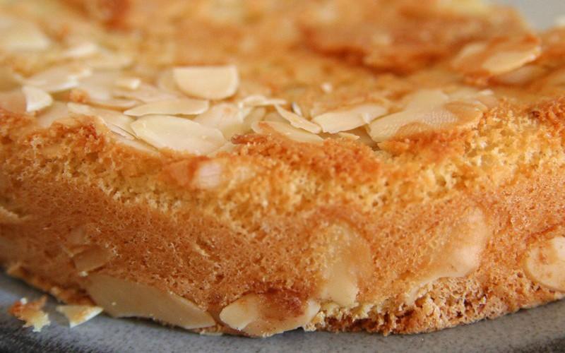 Recette gâteau fleur d'oranger et amandes effilées pas chère et ...
