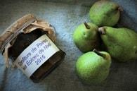 Recette de confiture de poires bio aux épices de noël