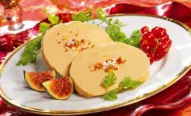 Terrine de foie gras maison pour 6 personnes
