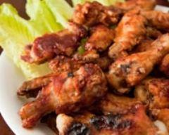 Recette ailes de poulet rouges au barbecue