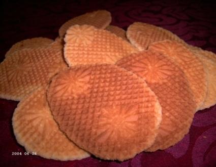 Recette de gaufres sèches