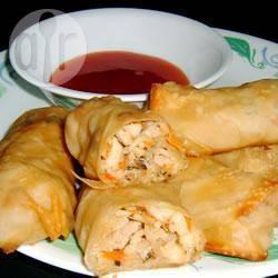 Recette nems au porc et aux gambas – toutes les recettes allrecipes