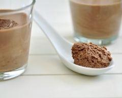 Recette mousse au chocolat simple minute