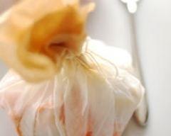 Recette papillote de saumon au neuchâtel