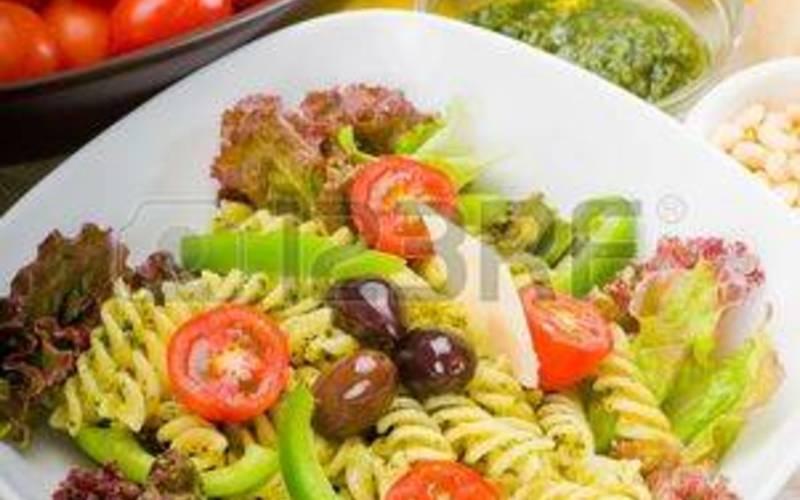 Recette salade de pâtes à l'italienne économique et facile > cuisine ...
