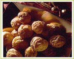 Recette gougères à la mimolette