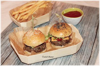 Recette de mini burger maison