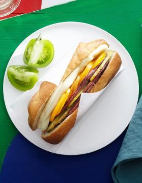 Sandwich bauru pour 4 personnes