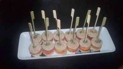 Recette de brochettes melon et jambon cru