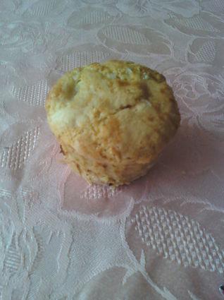 Recette de muffins, coeur fondant à la pomme