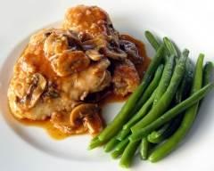 Recette poulet marengo sans alcool