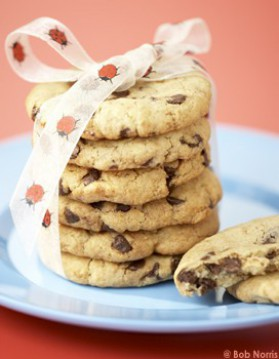 Cookies aux pépites pour 6 personnes