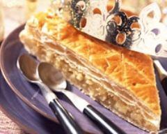 Recette galette des rois traditionnelle à la frangipane
