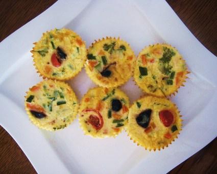 Recette petits flans de légumes (gratin)