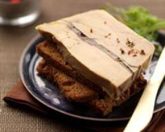 Recette foie gras de canard du sud-ouest igp au cacao et aux ...