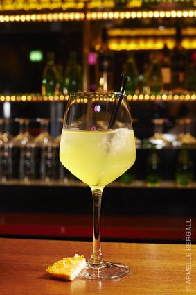 Recette de cocktail society