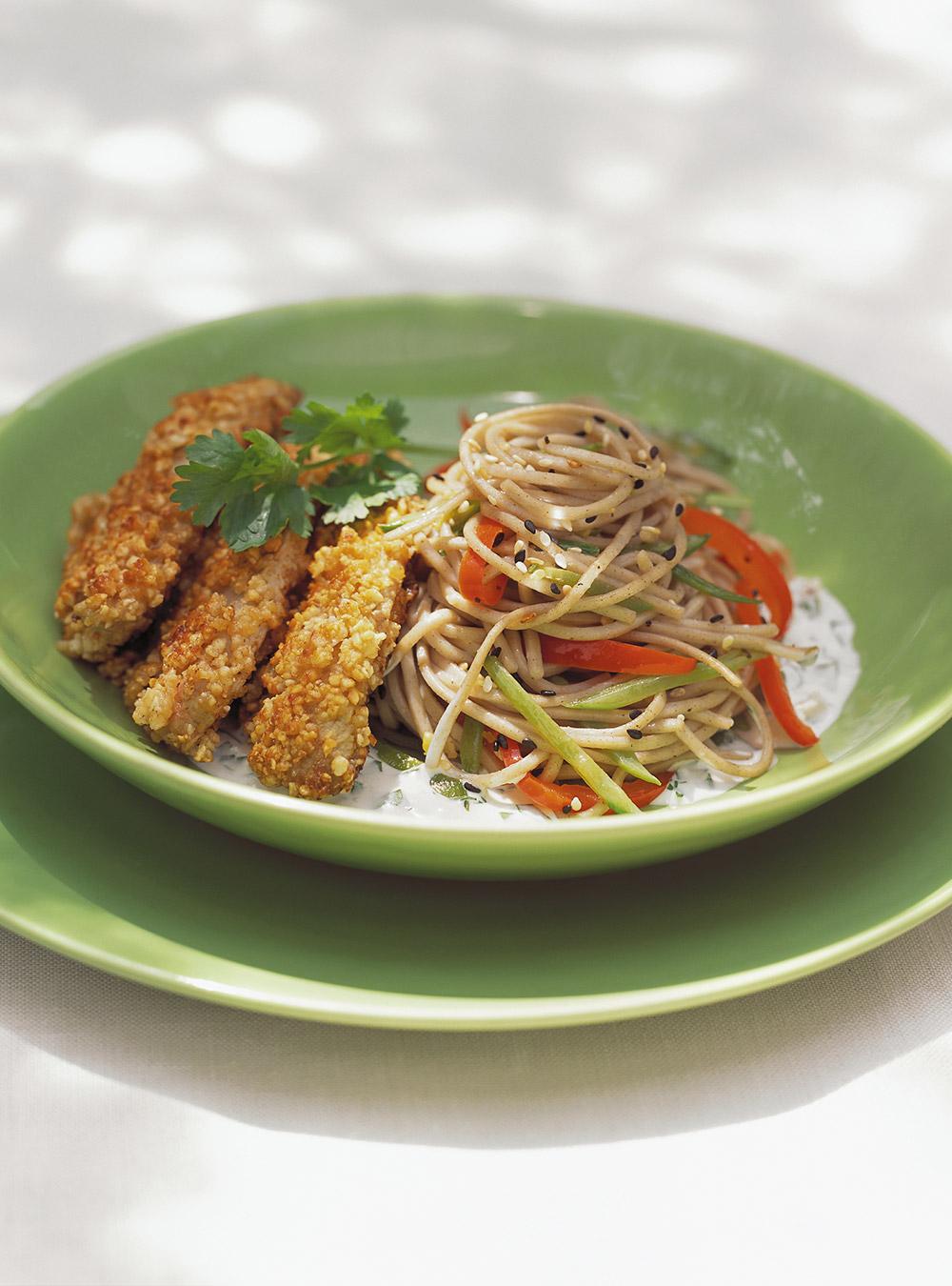 Scaloppine de veau à la thaïlandaise | ricardo