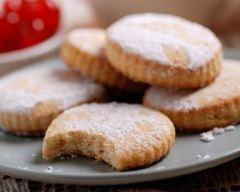 Recette biscuits sablés faits maison