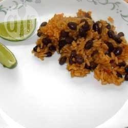 Recette riz aux haricots noirs à la mexicaine – toutes les recettes ...