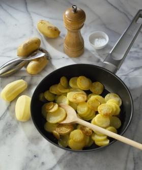 Salade de pommes de terre pour 5 personnes