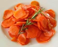 Recette carottes au beurre