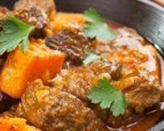 Recette tajine de veau aux carottes