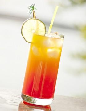Cocktail bora bora sans alcool pour 1 personne