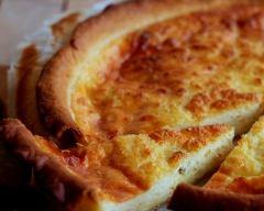 Recette tarte au fromage de chèvre express