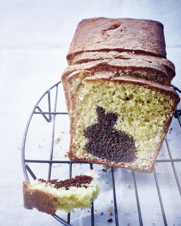 Cake « surprise » de pâques pour 4 personnes