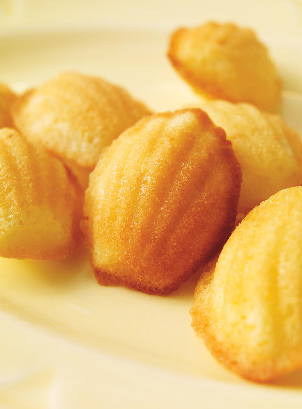 Madeleines au citron | ricardo