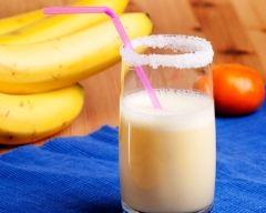 Recette smoothie banane orange