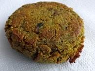 Recette de galettes végétariennes aux champignons