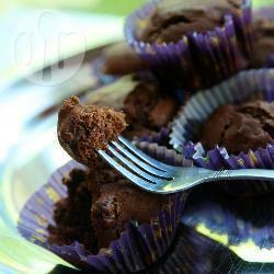 Recette muffins au chocolat et aux raisins secs – toutes les recettes ...