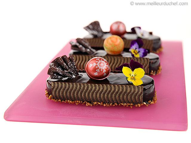 Bûchettes chocolat poire  la recette avec photos  meilleurduchef ...