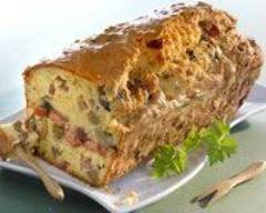 Recette cake salé facile