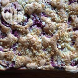 Recette gâteau aux prunes et au fromage blanc – toutes les ...