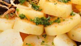 Pommes de terre à la lyonnaise pour 4 personnes