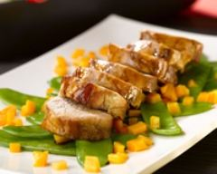 Recette filet mignon rôti au caramel de viandox