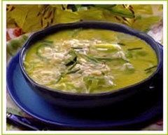 Recette soupe de riz